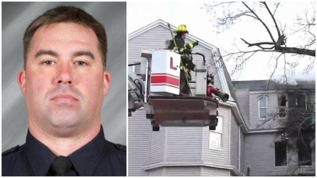 Firefighter Perishes in Worcester Fire