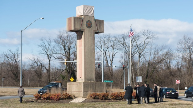 Supreme Court Upholds Giant Cross on Public Land in Maryland