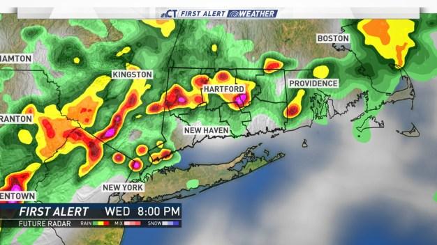 FIRST ALERT: Severe Thunderstorm Warnings in Effect