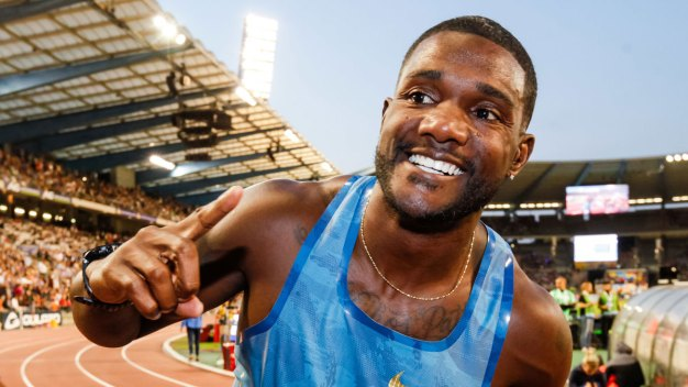 Gatlin Has an Alter Ego: 'J Gat'
