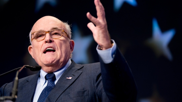 Giuliani Says White House Wants Briefing on Classified Info