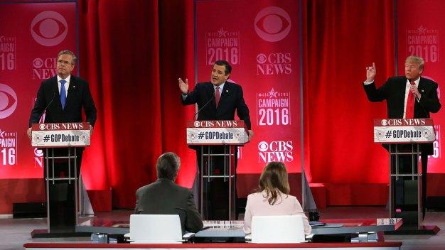 Fight Night at Debate: Personal Attacks Among GOP Hopefuls