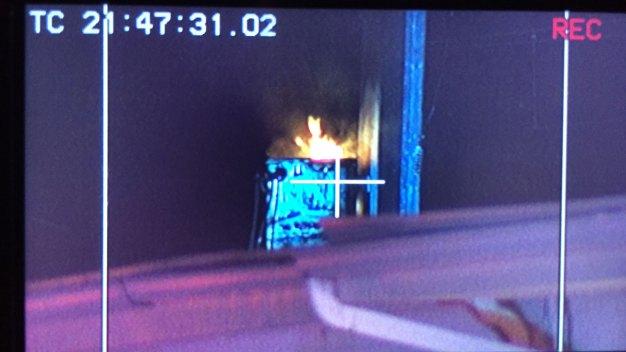 Amtrak Transformer Explodes in Branford, Delays Trains