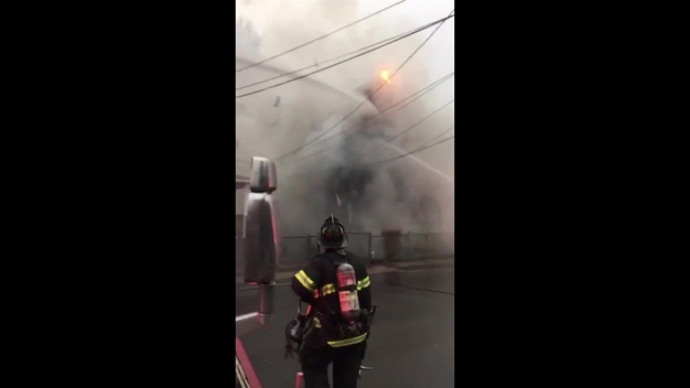 Fire on Brook Street in Hartford May be Arson: Police