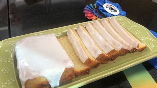 The Best Glazed Lemon Bread