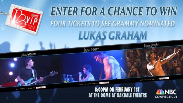Lukas Graham Ticket Giveaway