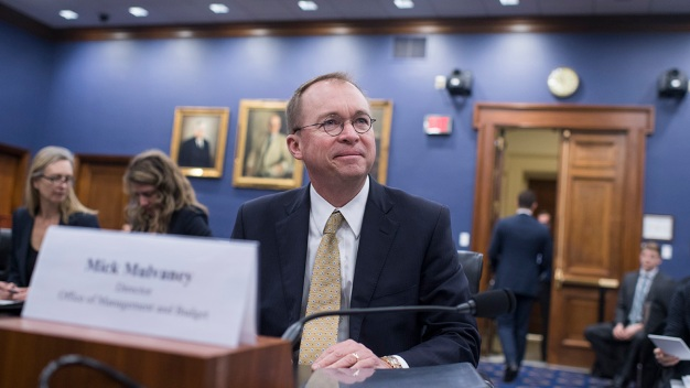 Loyalty, Rapport: Why Trump Chose Mulvaney as Chief of Staff