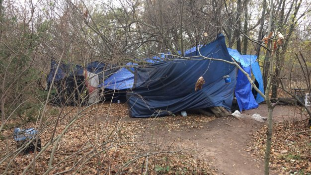 New Haven Sets Deadline for Homeless to Leave Camp