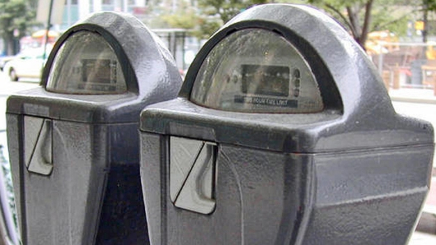 Parking Meter Changes in New Haven