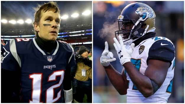 Pats to Face Jaguars in AFC Championship Game