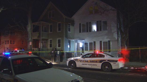 New Haven Burglar Shoots Suspected Burglar