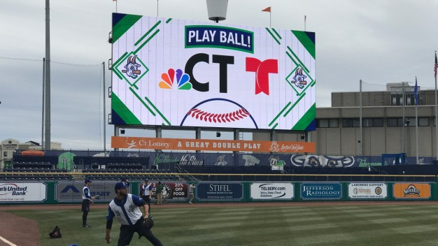 Yard Goats Kick Off 2019 Season at Dunkin' Donuts Park