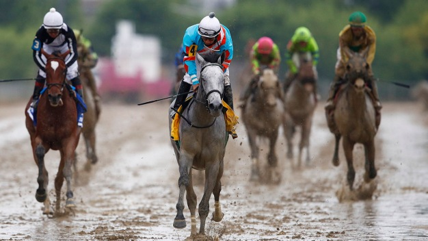 Red Ruby Pulls Away to Easy Victory in Black-Eyed Susan