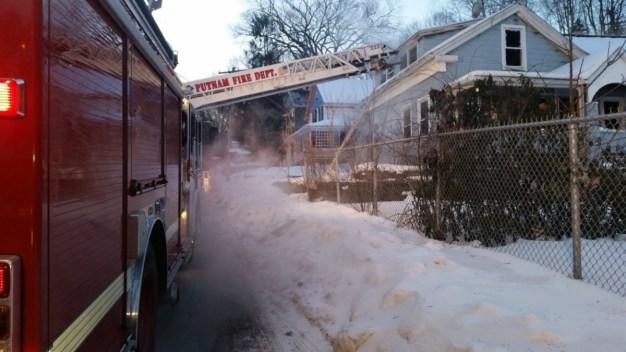 One Person Dead in Putnam Fire