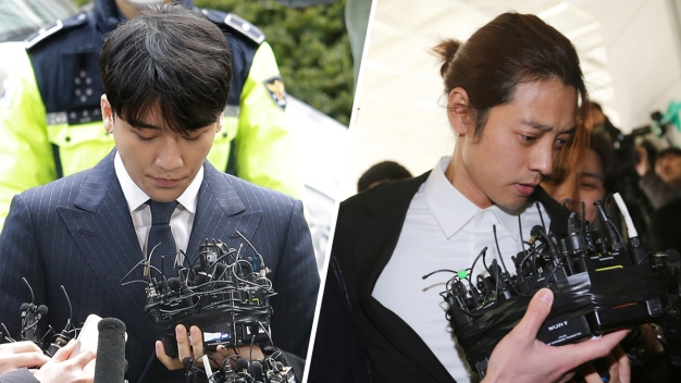 S. Korean Police Questioning 2 K-Pop Stars in Sex Scandals