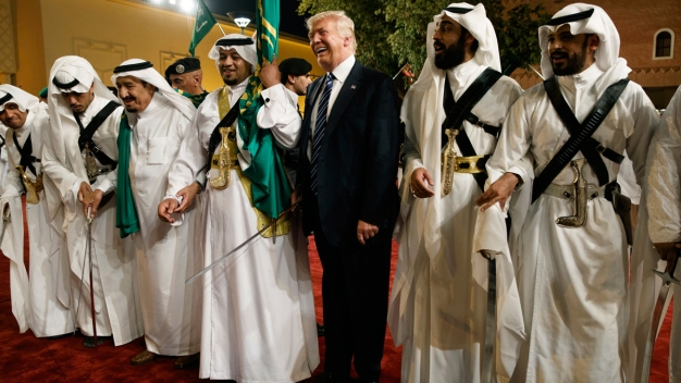 Trump's Saudi Bet Has Become Much Riskier: Analysis