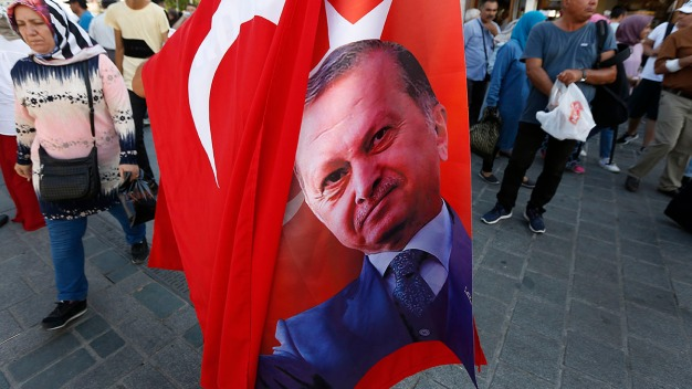 US, Turkish Leaders Feud Over Arrest