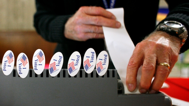 Voter Turnout in November was 56 Percent