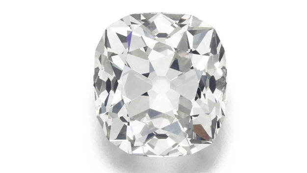 $15 Flea Market Ring Turns Out to Be 26-Carat Diamond
