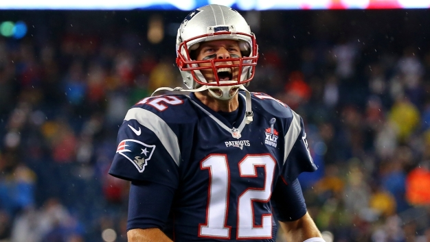 Brady 'Pleads the Fifth' When Asked If Pats Appreciate Him