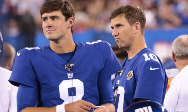 Giants Bench Eli Manning, Name Daniel Jones Week 3 Starter
