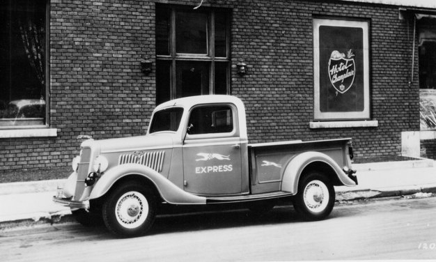 A Journey Through 100 years of Ford Trucks