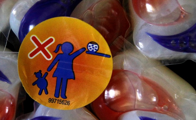 North Haven Police Warn Parents About 'Tide Pod Challenge'