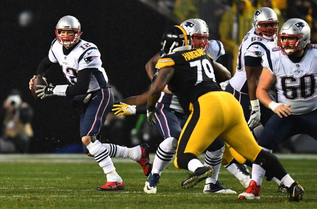 Patriots Playoff-Bound After Nailbiter Against Steelers