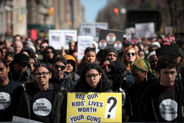 After Parkland, Students Fight for Their Right to Life
