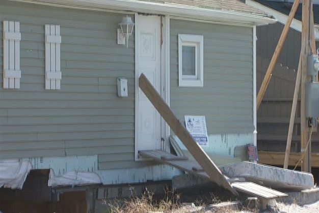 Milford Residents Still Rebuilding One Year After Sandy