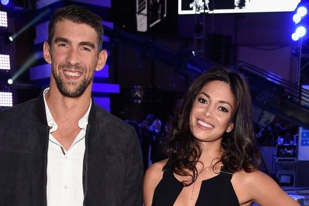 Phelps Secretly Took Plunge in June, Marrying Girlfriend