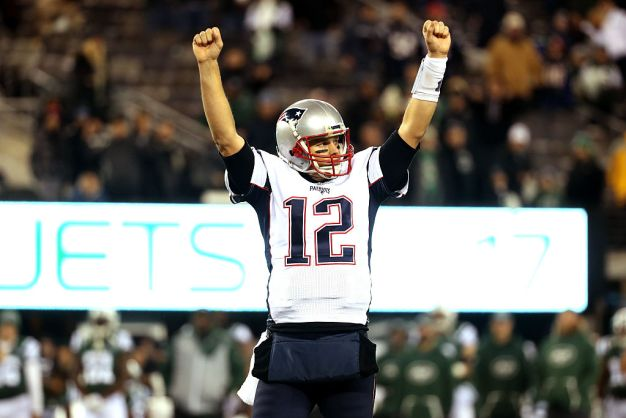 Brady Now the Winningest QB Ever as Pats Trounce Rams 26-10