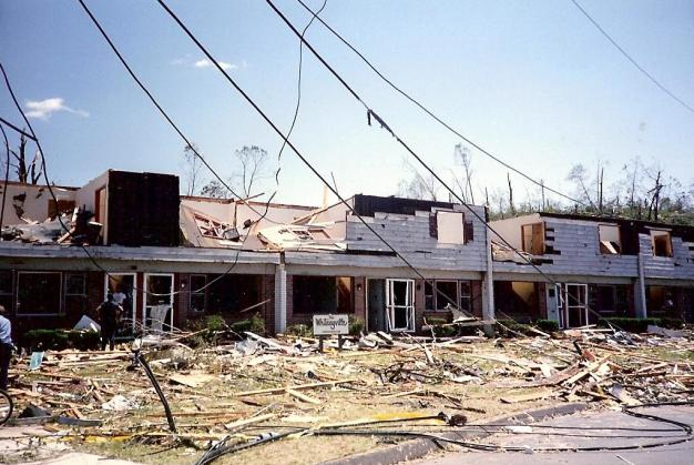 Tornado Outbreak Was 30 Years Ago Today