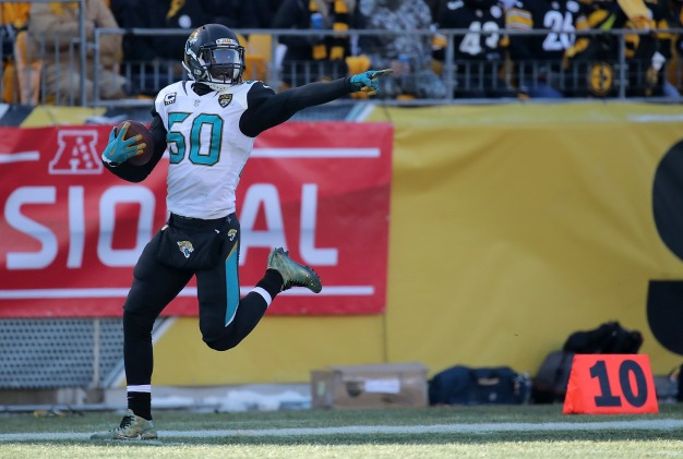 Jaguars Ride Offense, Swagger to AFC Title Game