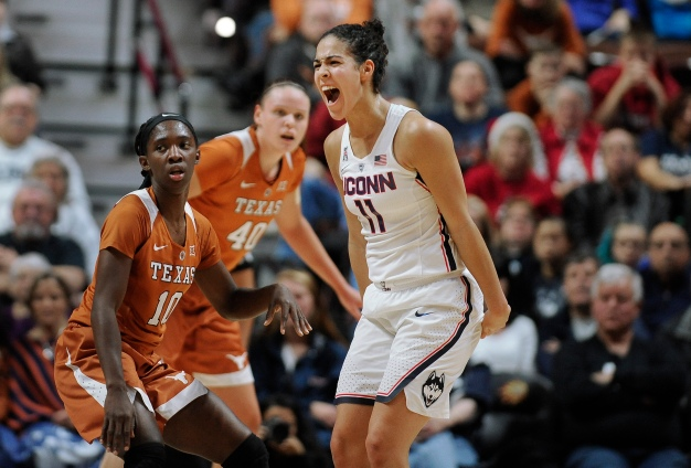 UConn No. 1 in Latest AP Poll
