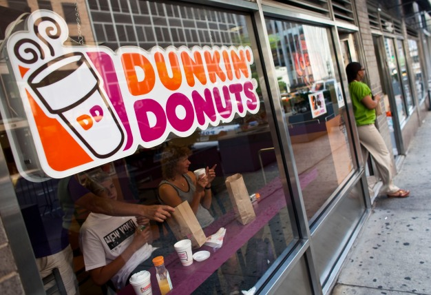 Dunkin' Donuts Ticket Giveaway