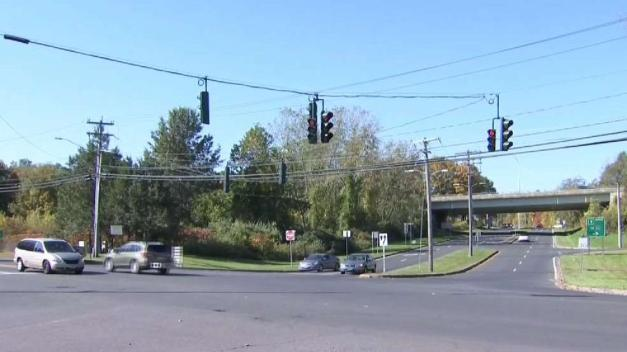 DOT Considers Roundabout for Busy Newington Intersection