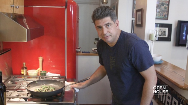 Greenwich Village Living with Chef Joey Campanaro