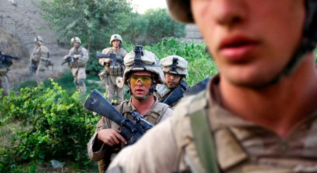 [NATL] Operations Underway in Afghanistan