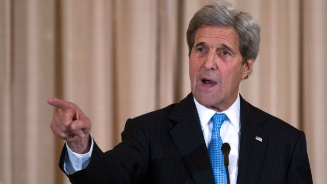 Kerry to Visit London for Talks on UK's EU Exit