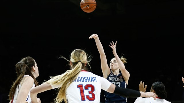 UConn Women 91st Straight Win Breaks Their Own Record