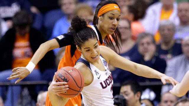 No Surprise: UConn Huskies Favored to Win AAC