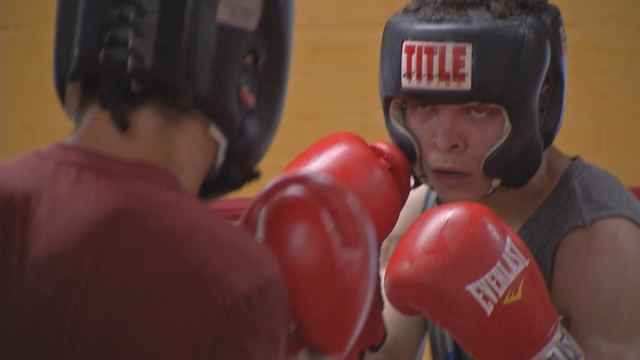 'One Day': Olympics Inspiring Young Connecticut Boxing Hopefuls