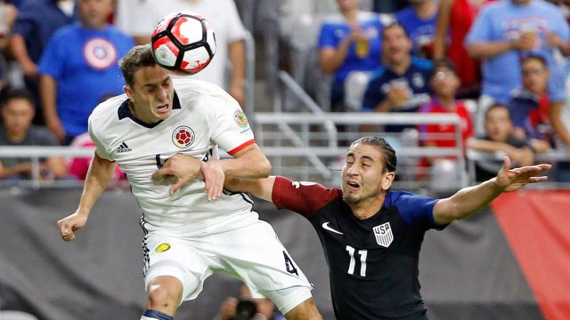 With 1-0 Loss to Columbia, US Finishes 4th in Copa America