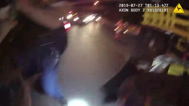 Officials Release Body Cam Footage in Deadly Hartford Police