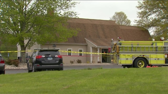 KeyBank in Coventry Closed for White Powder Investigation