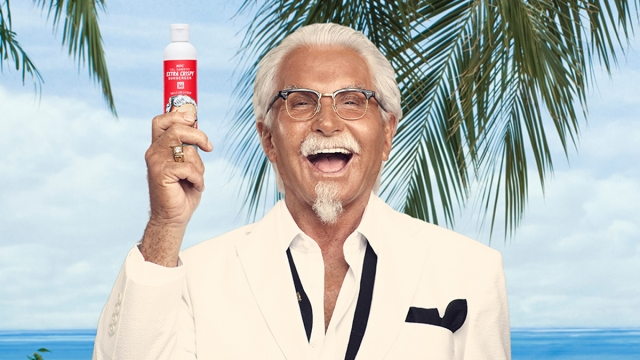 KFC Creates, Gives Away Fried Chicken-Scented Sunscreen