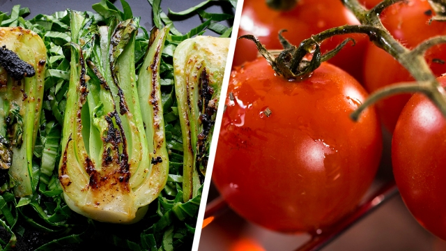 Hold the Burgers: Meatless July 4 Grilling Ideas