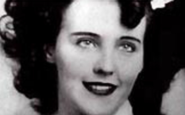 One of Los Angeles' most enduring mysteries is slaying of Elizabeth Short, pictured here, in a case known as the Black Dahlia.
