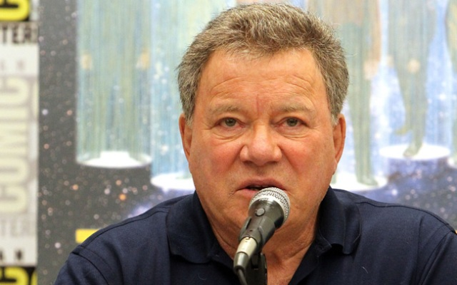 SAN DIEGO, CA - JULY 22:  Actor William Shatner attends the